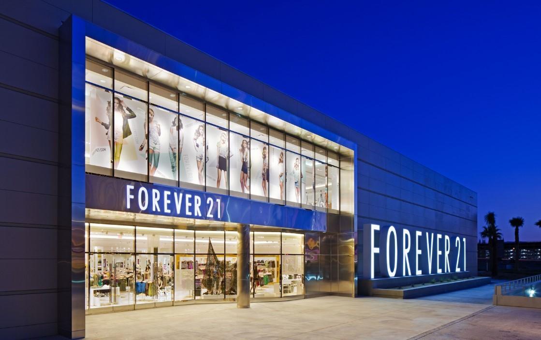 Forever 21 Serdika Mall
