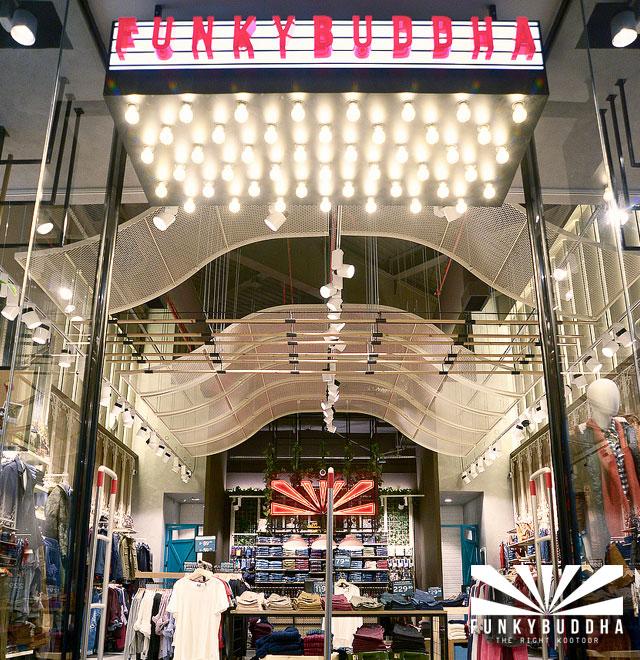 Funky Buddha Baneasa Mall