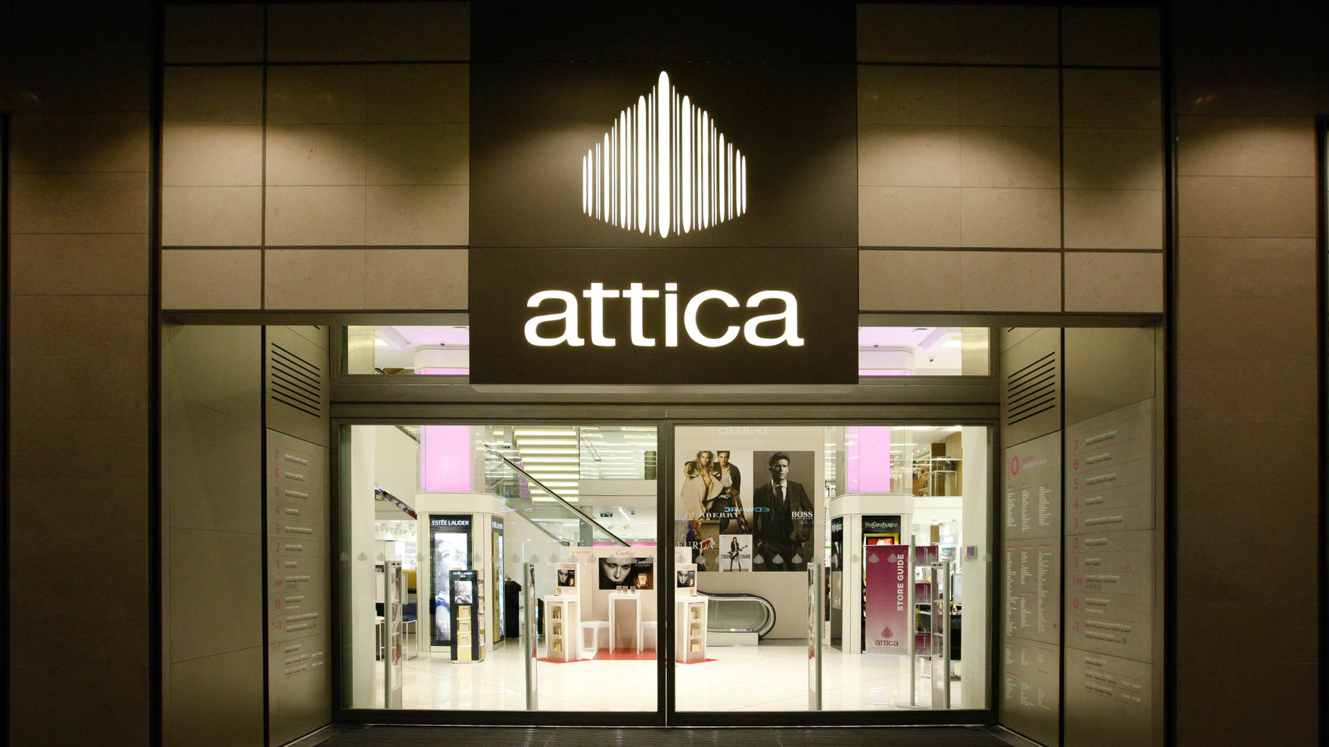 Attica Department Store