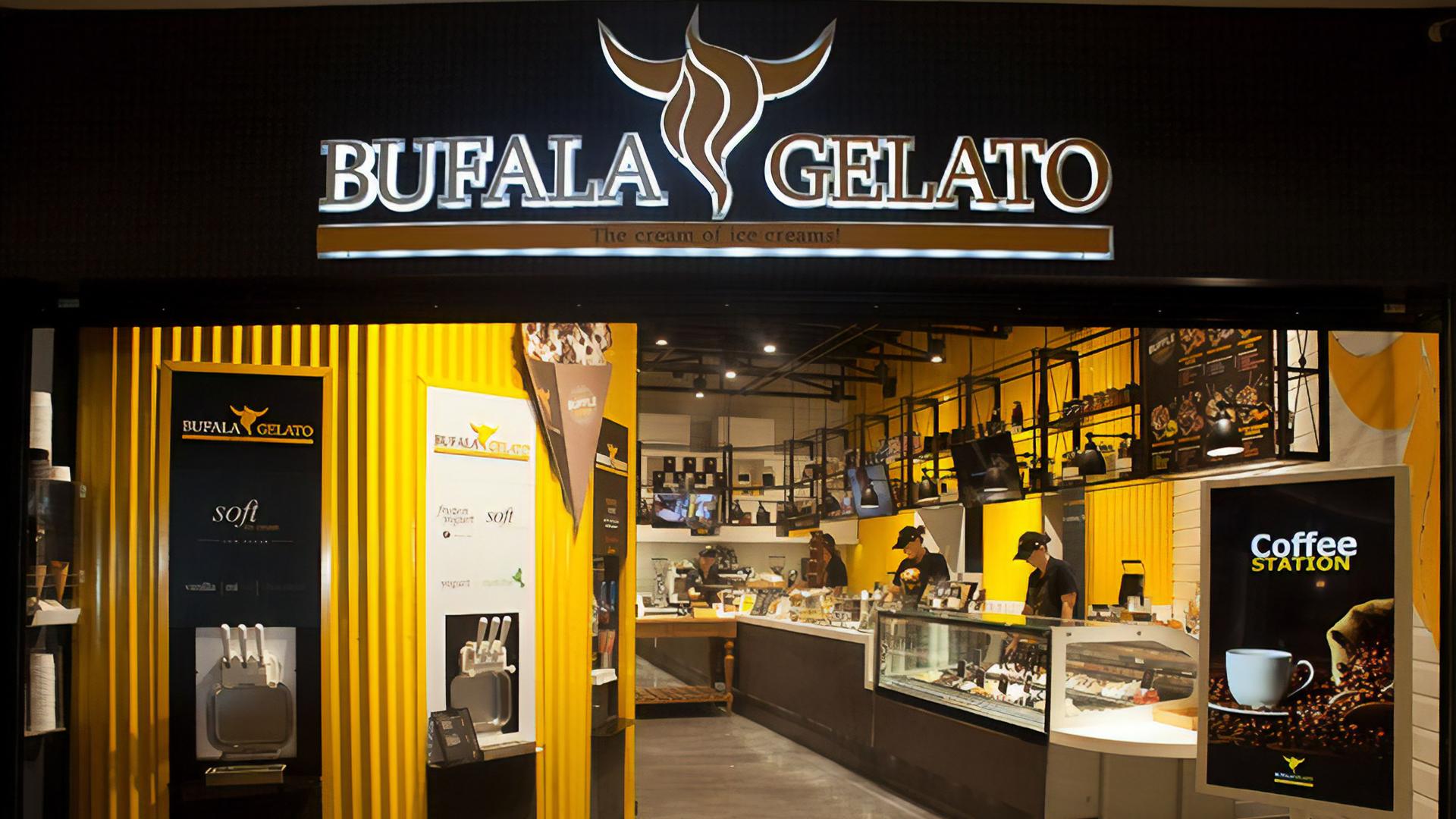 Bufala Gelato Glyfada