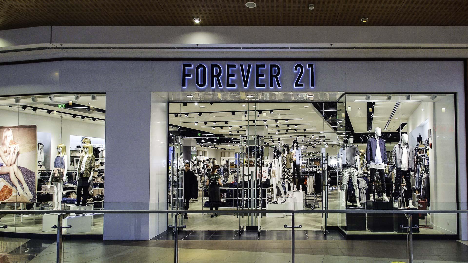 Forever 21 Sofia