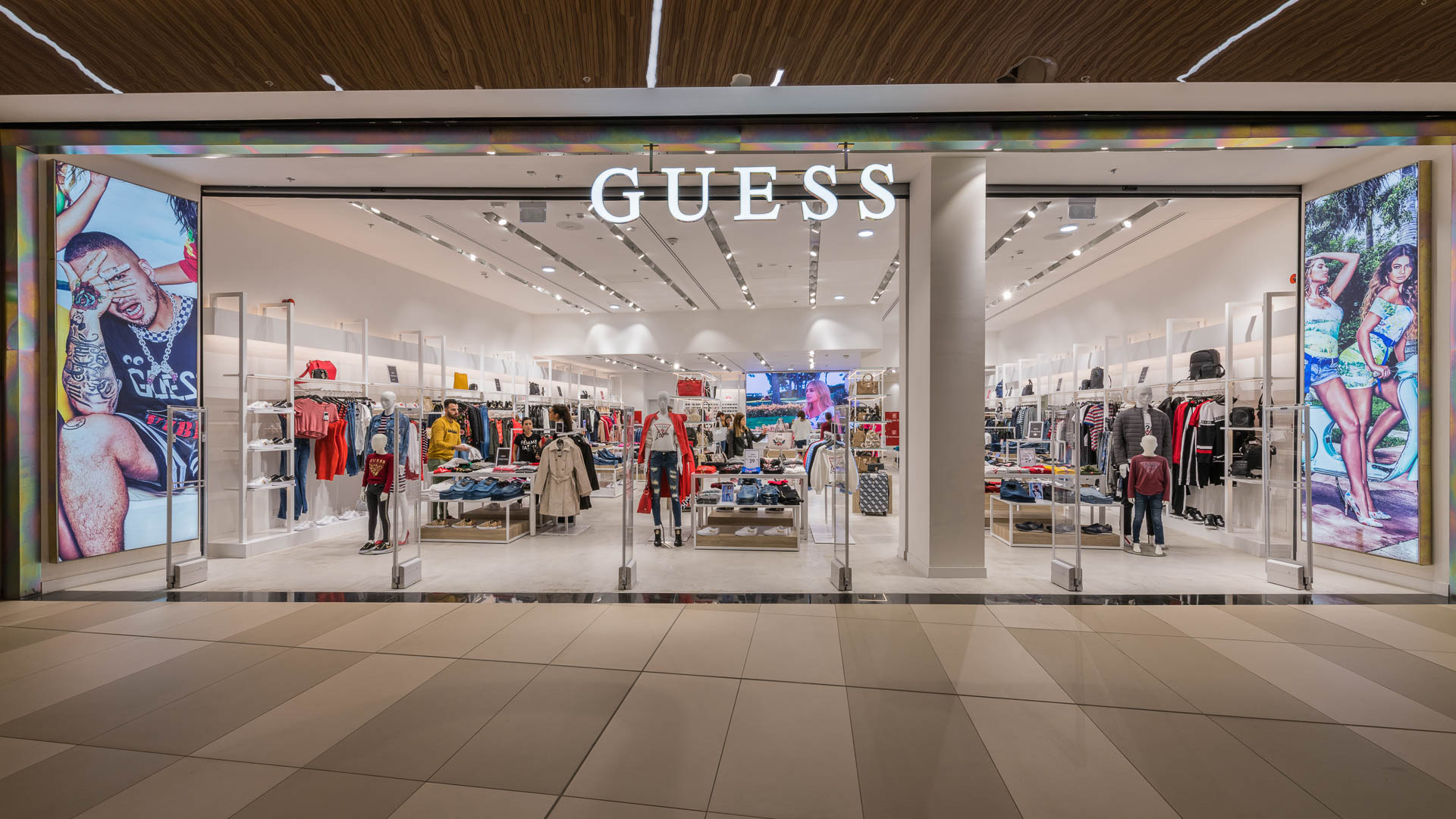 Guess Nicosia Mall