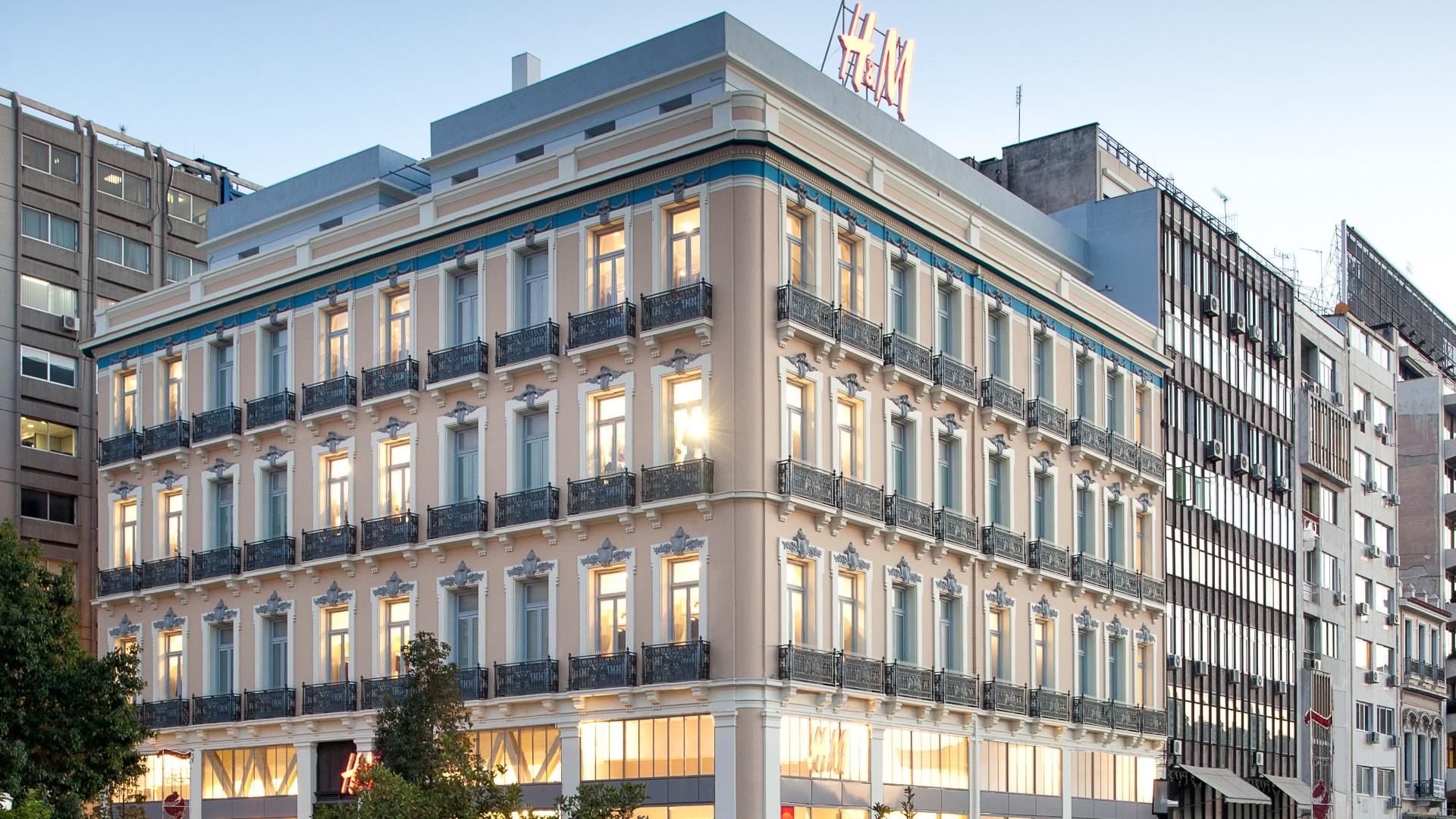 H&M Piraeus