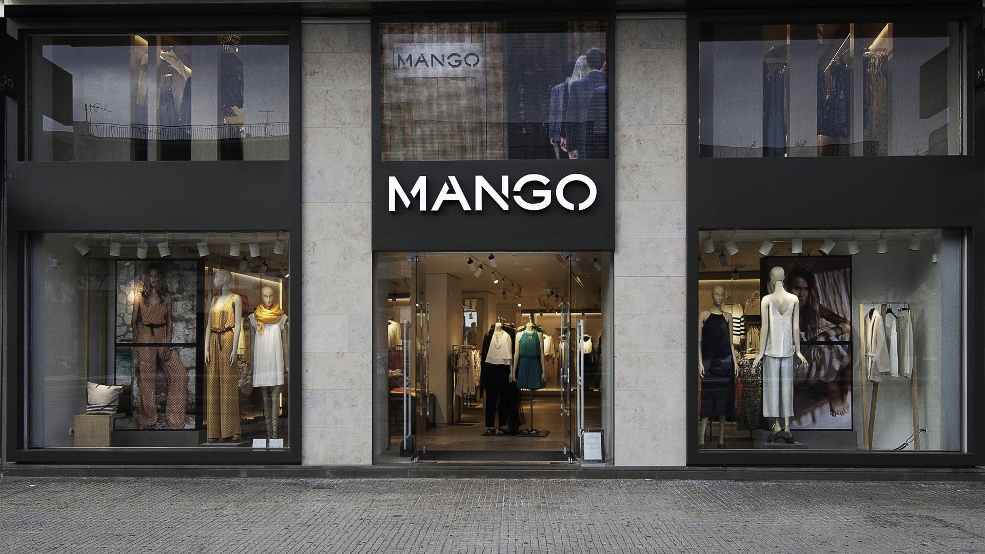 Mango Glyfada