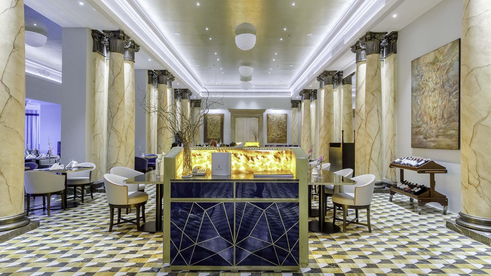 Restaurant Balkan Hotel