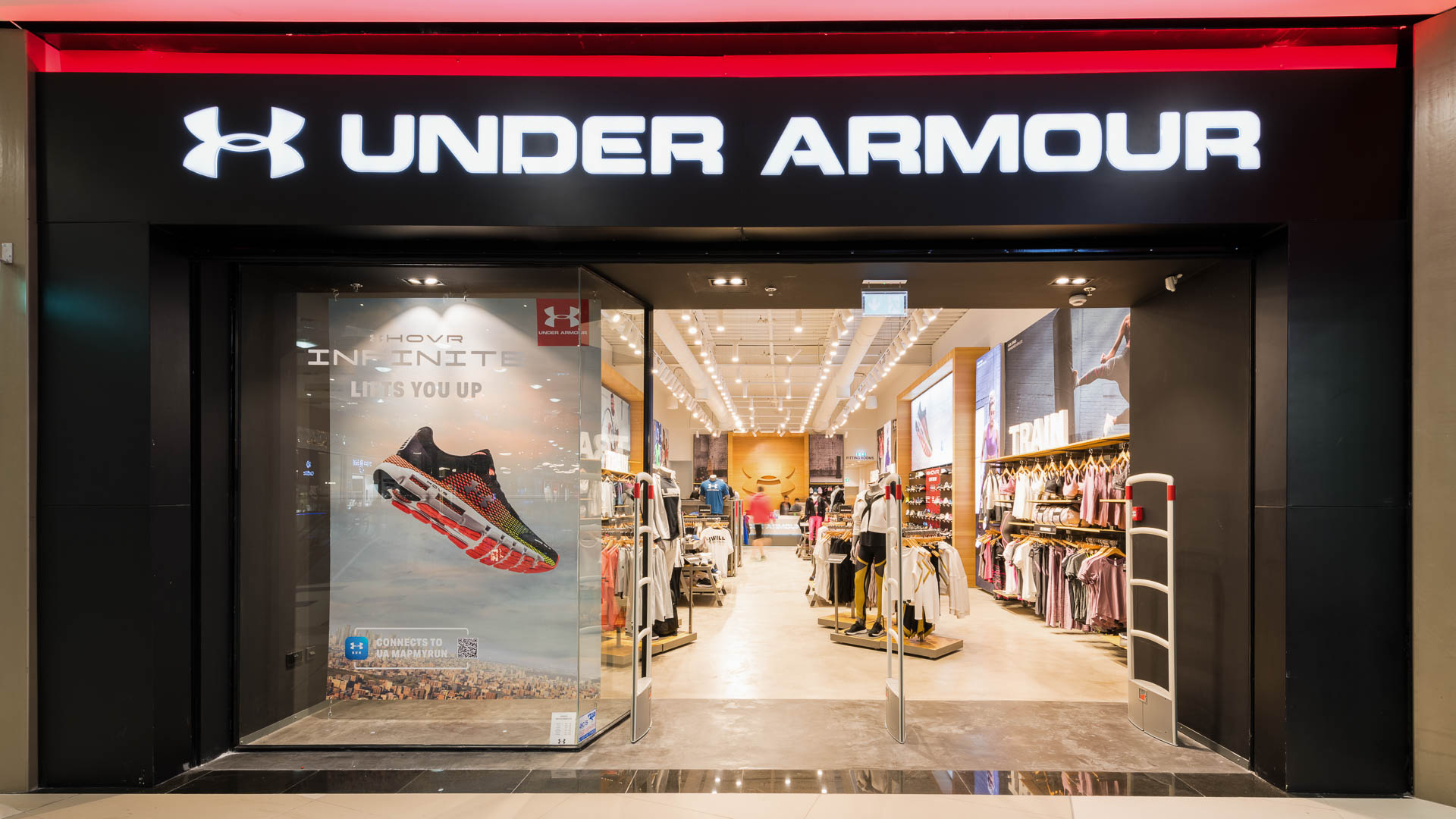 Under Armour Nicosia Mall