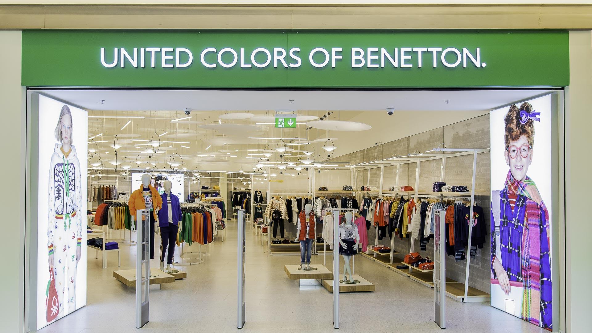 Benetton MoC
