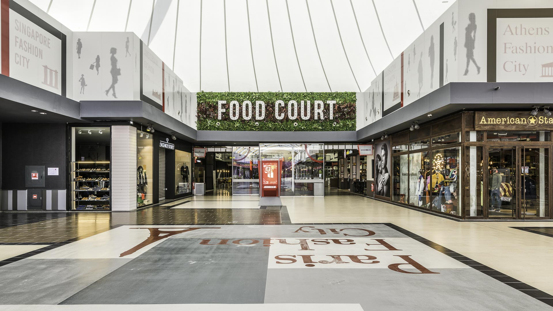 Fashion City Outlet Food Court
