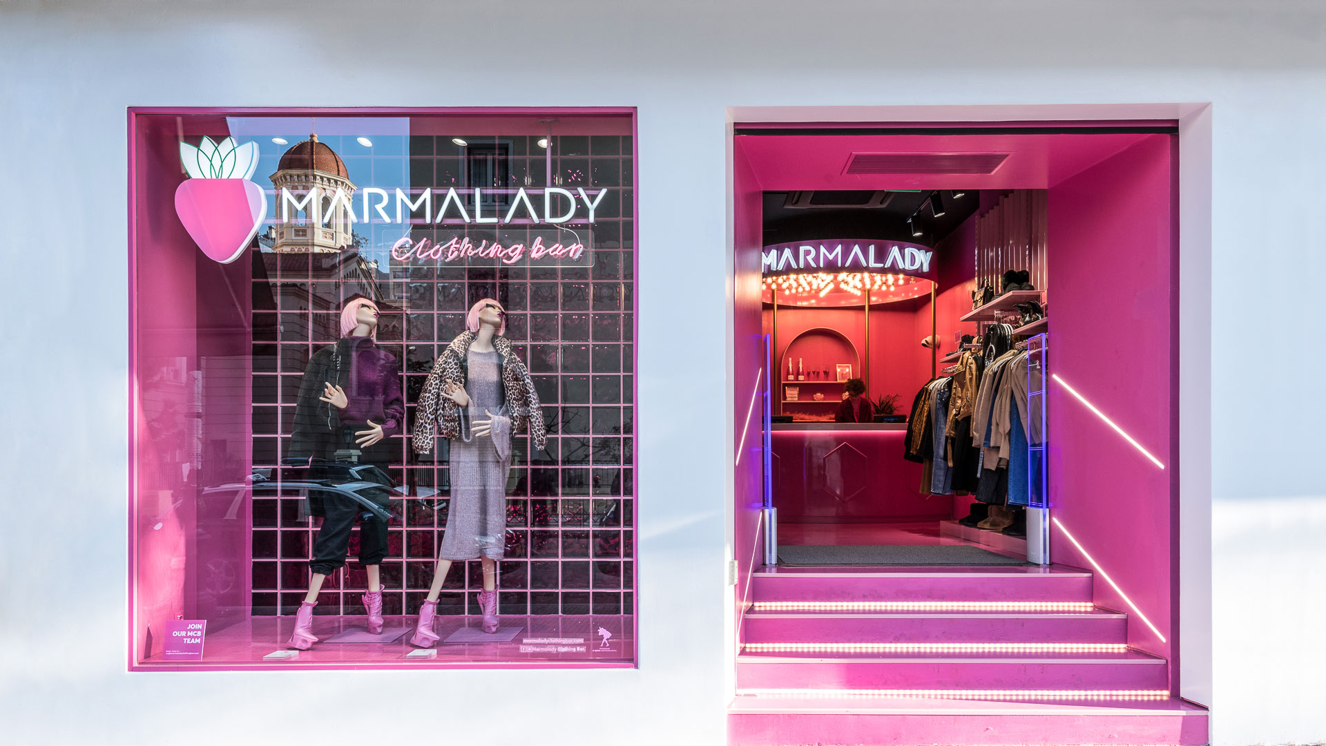 Marmalady Clothing Bar