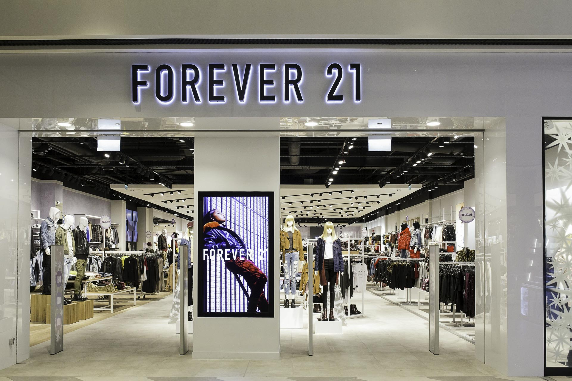 Forever 21 Cracow