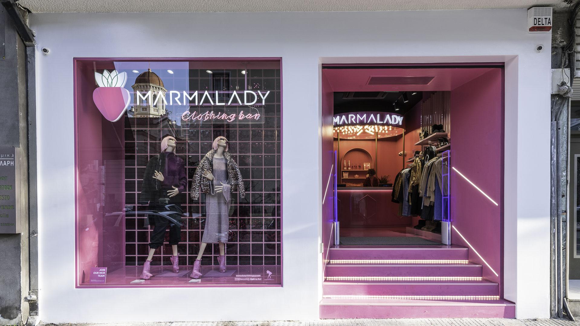 Marmalady Clothing Bar