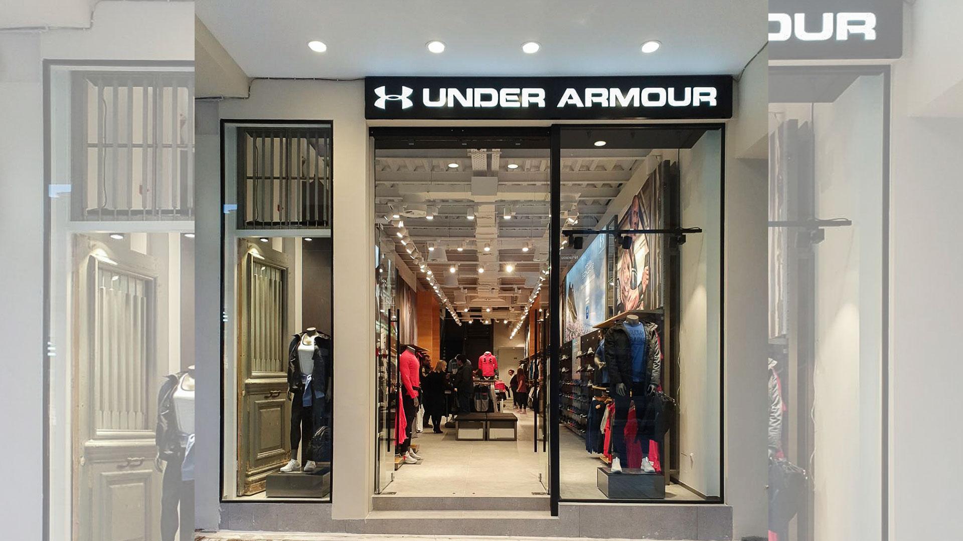 Under Armour Patra