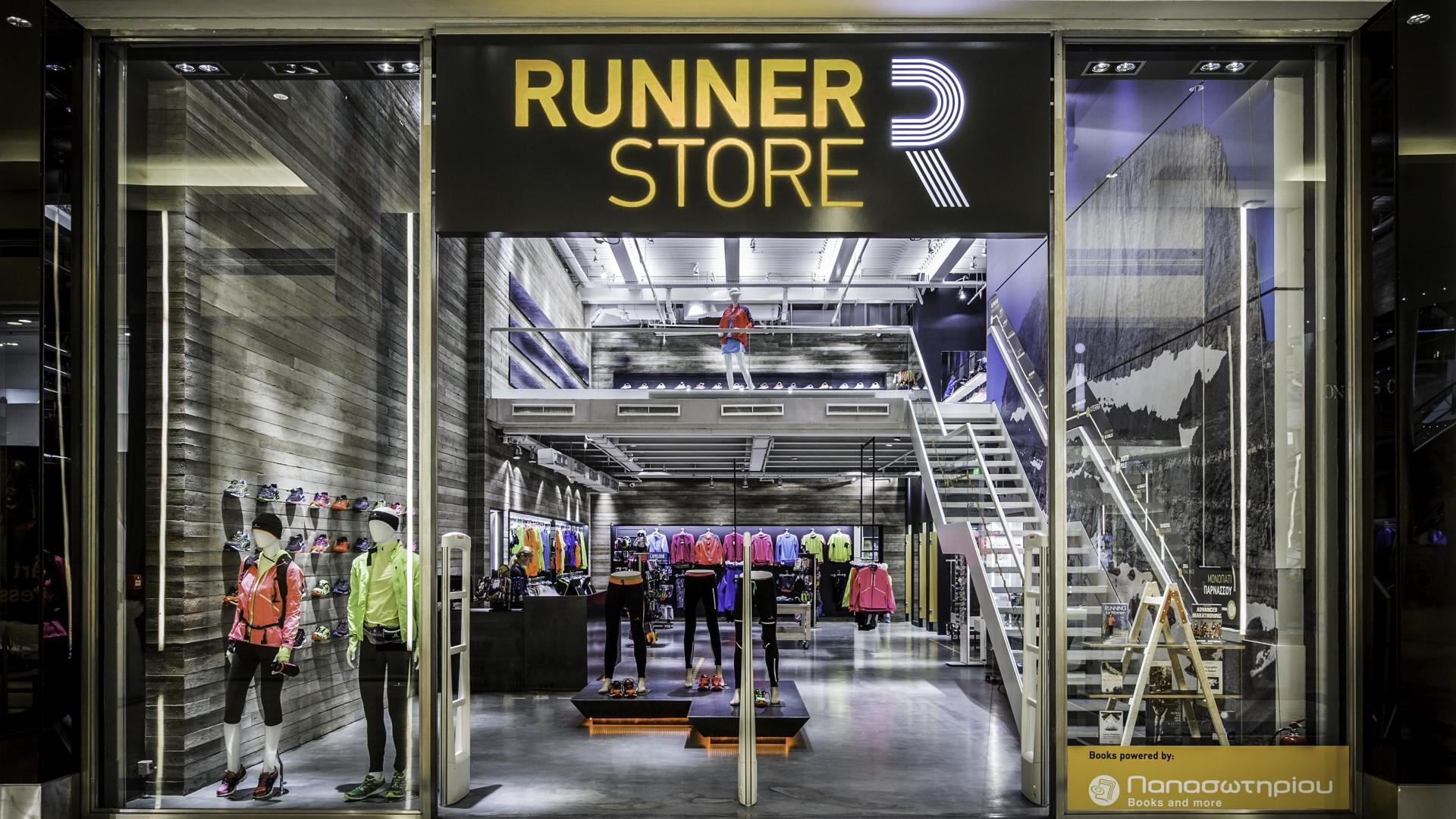 Runner Store G.H.