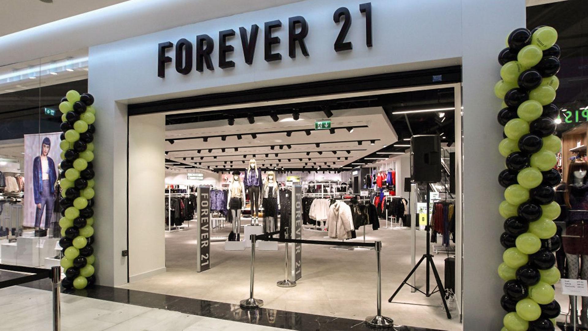 Forever 21 Chodov