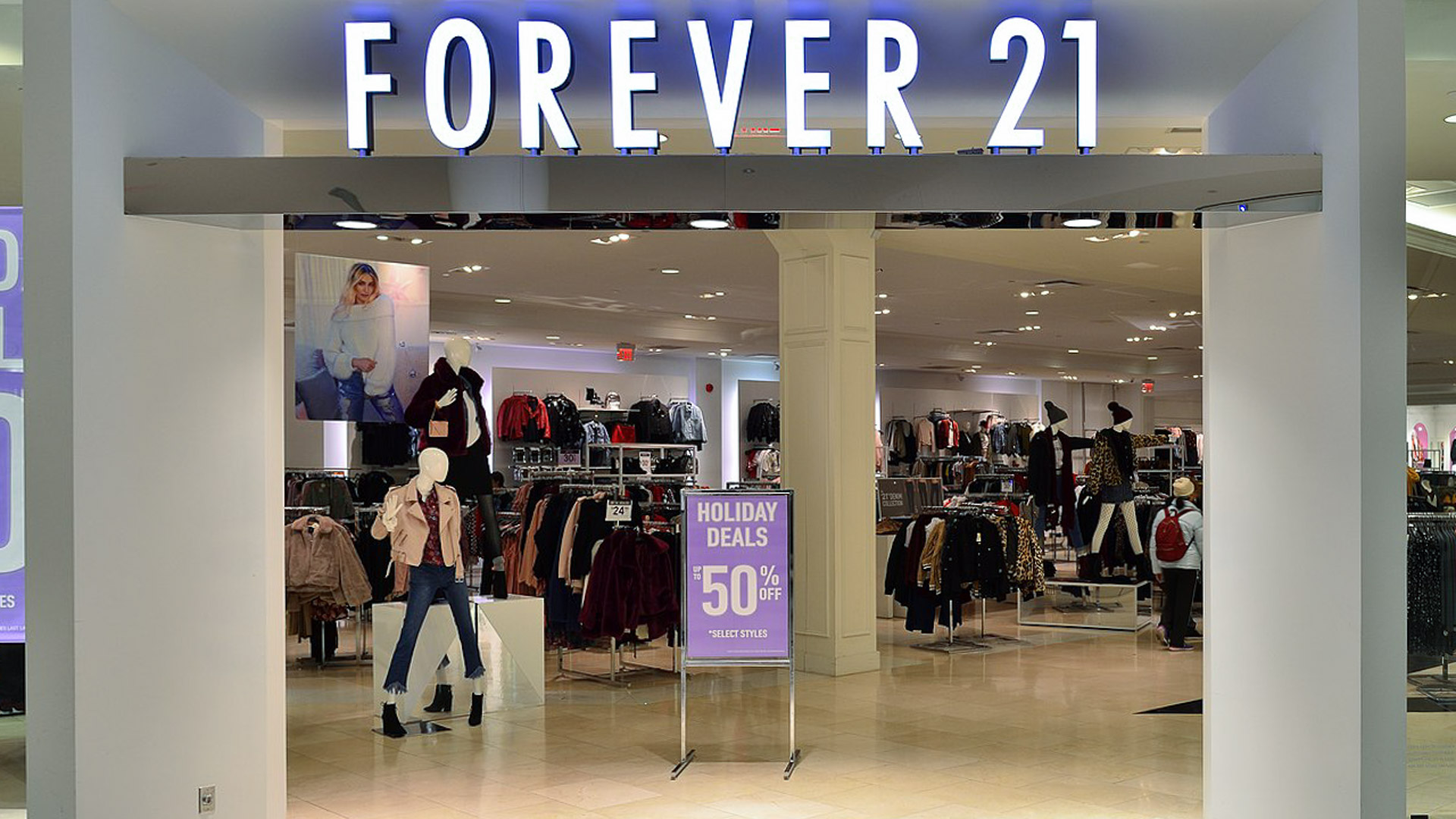 Forever 21 Galaxy