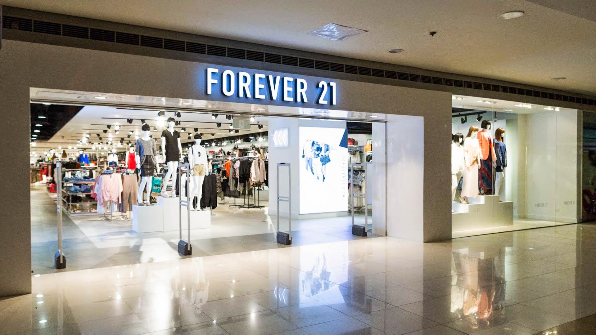 Forever 21 Sun Plaza