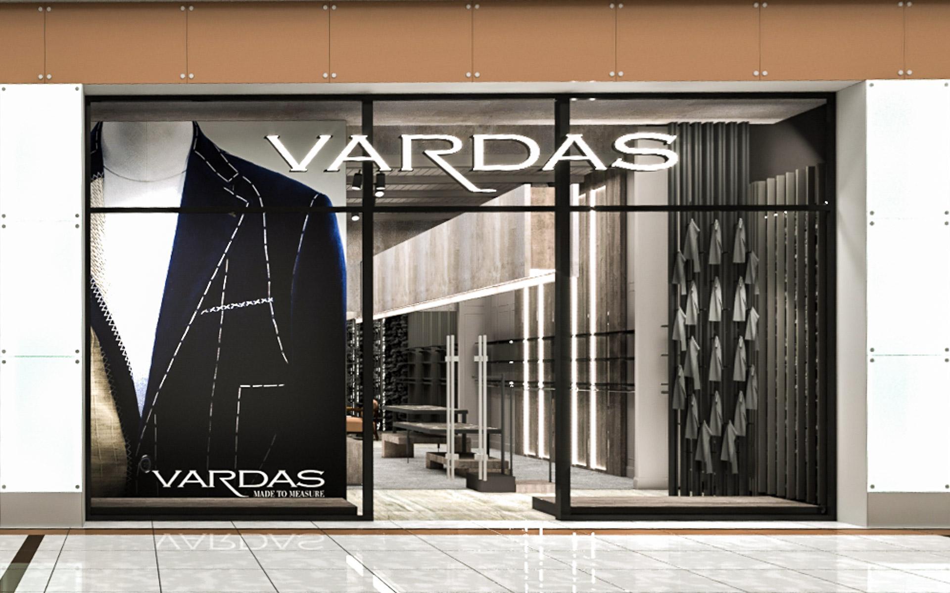 Vardas The Mall Athens